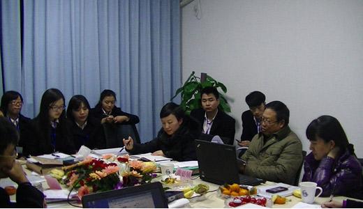 四川省质量监督局领导莅临公司对公司进行计量认证