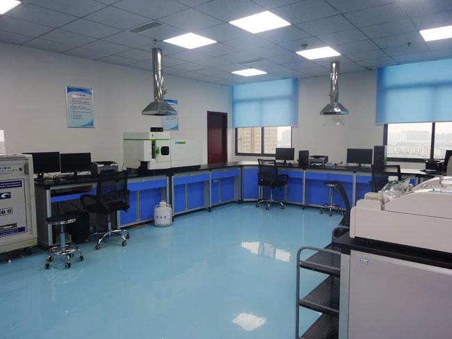 光谱分析室
