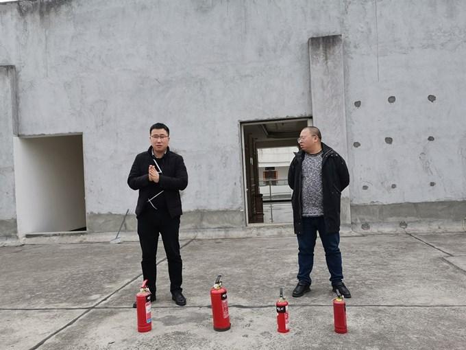 强化安全生产意识,提高员工消防素质