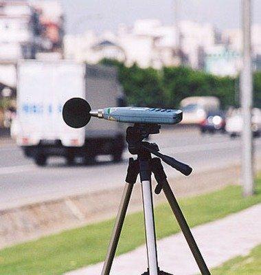 噪声和环境辐射检测